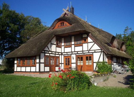 Ferienwohnungen Töpperhus in Ahrenshoop auf Fischland
